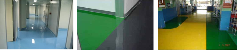 Multi-layer Epoxy Floor 2