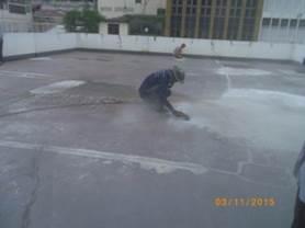 Case Study : WaterProofing Coating Deck Floor 3