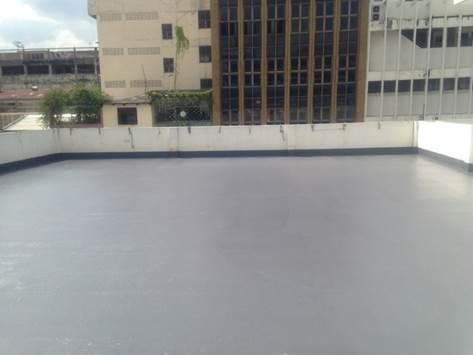 Case Study : WaterProofing Coating Deck Floor 7