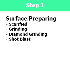 Concrete Coating Process 1