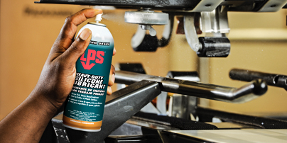 LPS Heavy Duty Silicone Lubricant 2