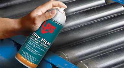 LPS Dry Film Silicone Lubricant 2