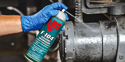 LPS F-104° Solvent Degreaser 2