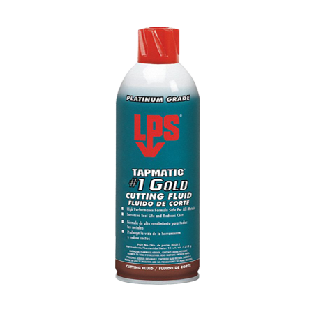 LPS Tapmatic #1 Gold Cutting Fluid 1