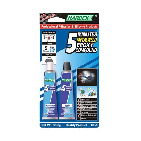 Hardex 5 MINUTES METALWELD 1