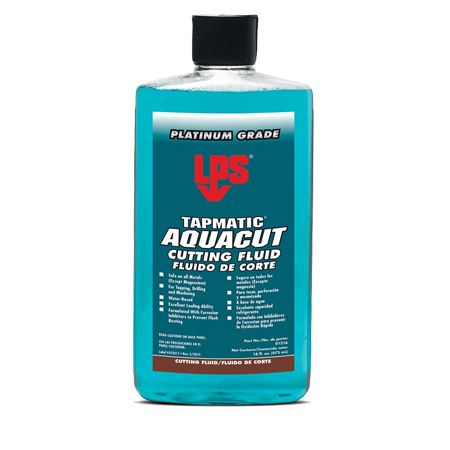 LPS Tapmatic Aqua Cut Cutting Fluid 1
