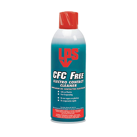 LPS CFC Free Contact Cleaner 1