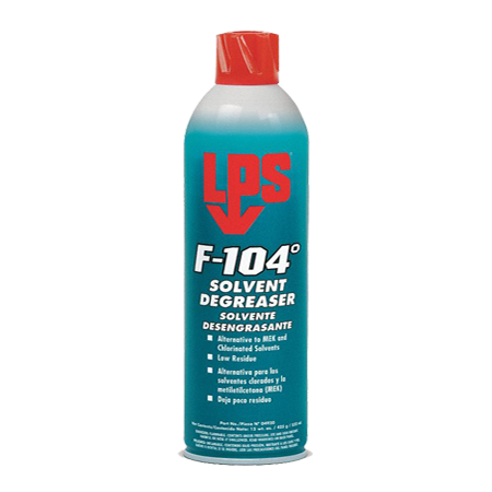 LPS F-104° Solvent Degreaser 1