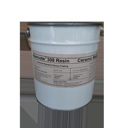 Bauer Evercote308 Resin+Hardener 1