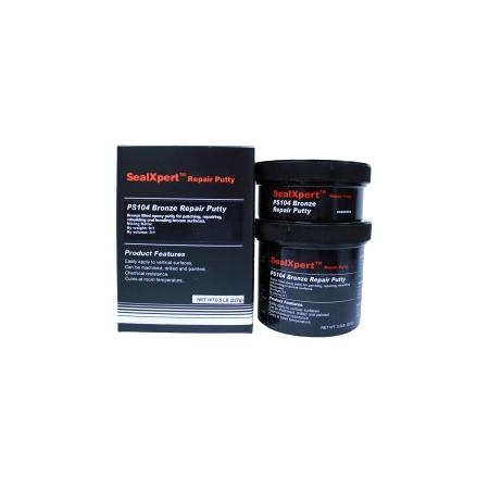 SEALXPERT PS104 BRONZE REPAIR PUTTY 1