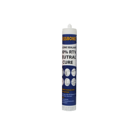 Wessbond Silicone Sealant 100% RTV Neutral Cure 1