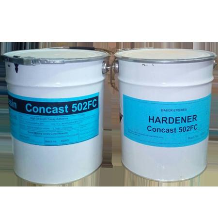 Bauer Concast 502FC 1